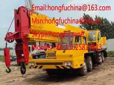 65 tons TADANO GT-650E truck cranes for sale
