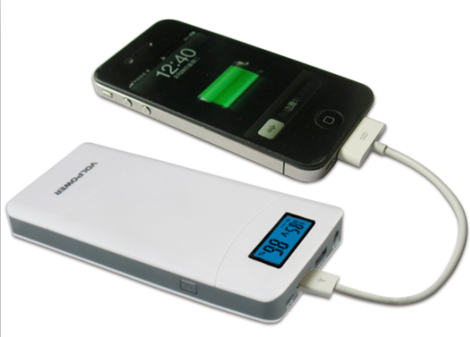 Top selling high capacity 15600mah multifunction power bank with dual usb port