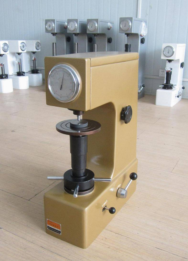 Table hardness tester