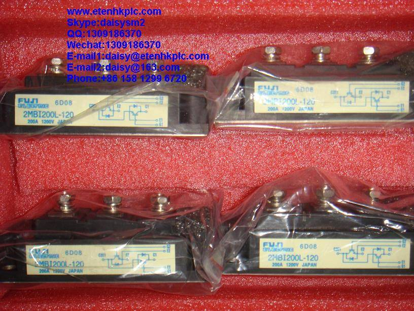 your best option of our Fuji IGBT transistor module 2MBI200L-120