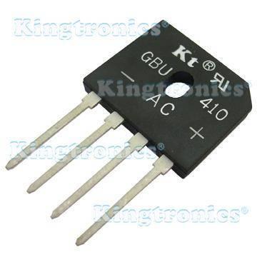 Kingtronics Kt bridge rectifier GBU404
