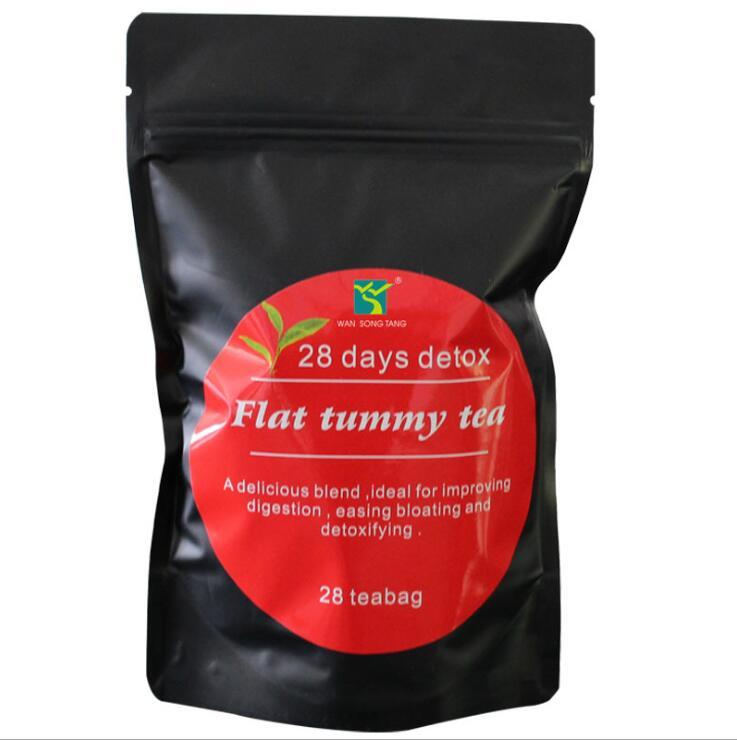 slimming flat tummy green tea with good price