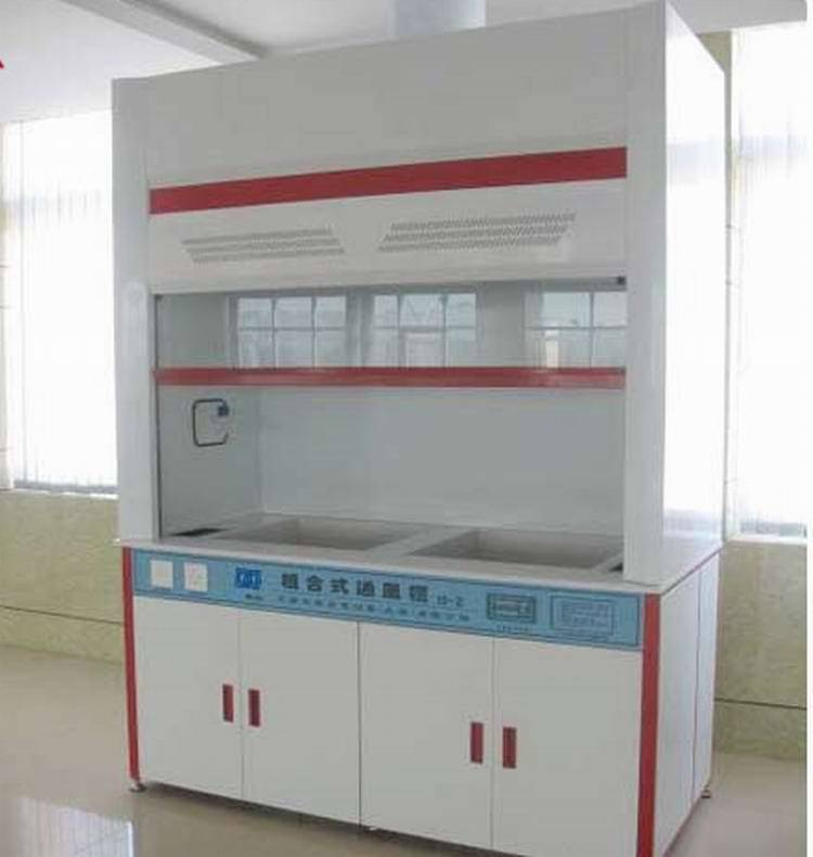 steel/stainless steel laboratory hoods from China