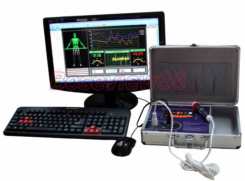 2012 Newest Quantum Resonance Magnetic Analyzer/Quantum Body Health Analyzer