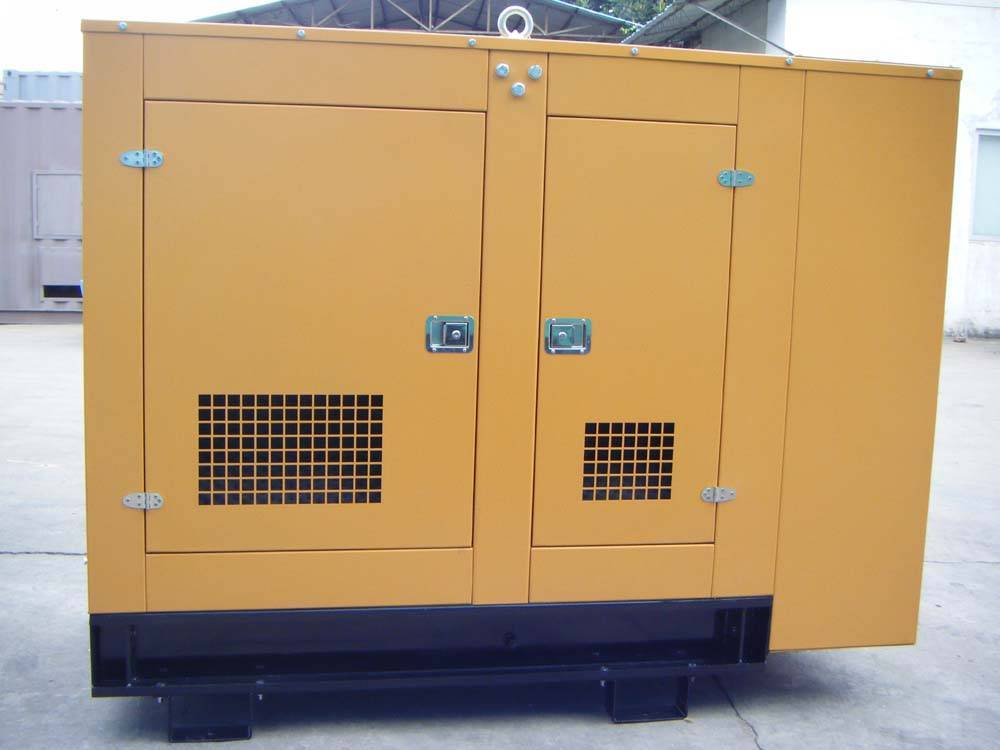 Low Noise Generating sets