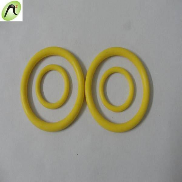 o rings rubber with yellow