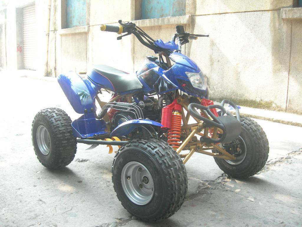new kid style atv for 110cc with ballonet absorber