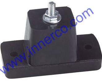 AC Bracket Rubber Vibration Damper ICRVD-01