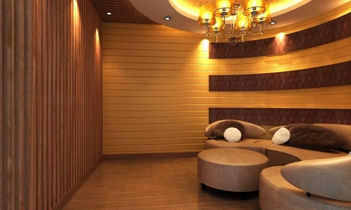 Wood Plastic composite Interior Flooring