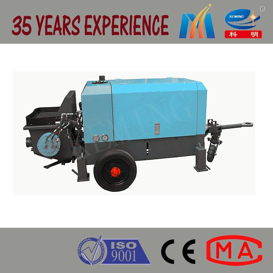 Full Hydraulic Mini Concrete Pump
