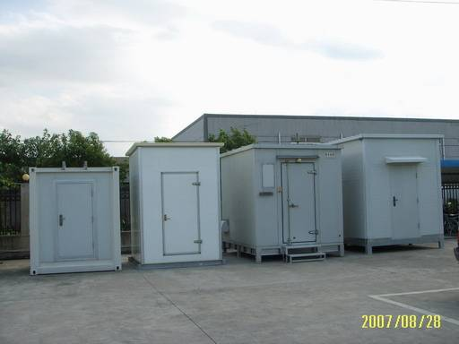 sell telecom shelter ,fence ETC