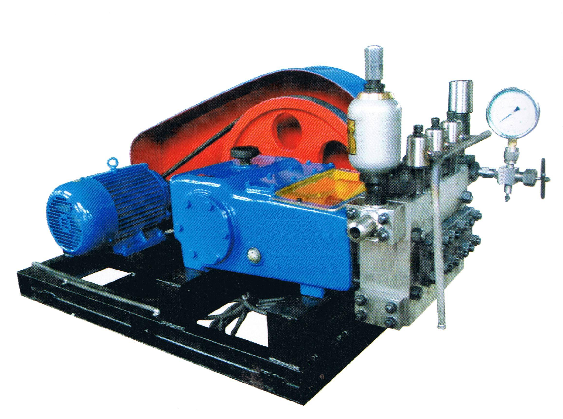 3DPAM Series Polymer Injection Pump