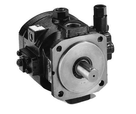 Parker vane pump PVS series