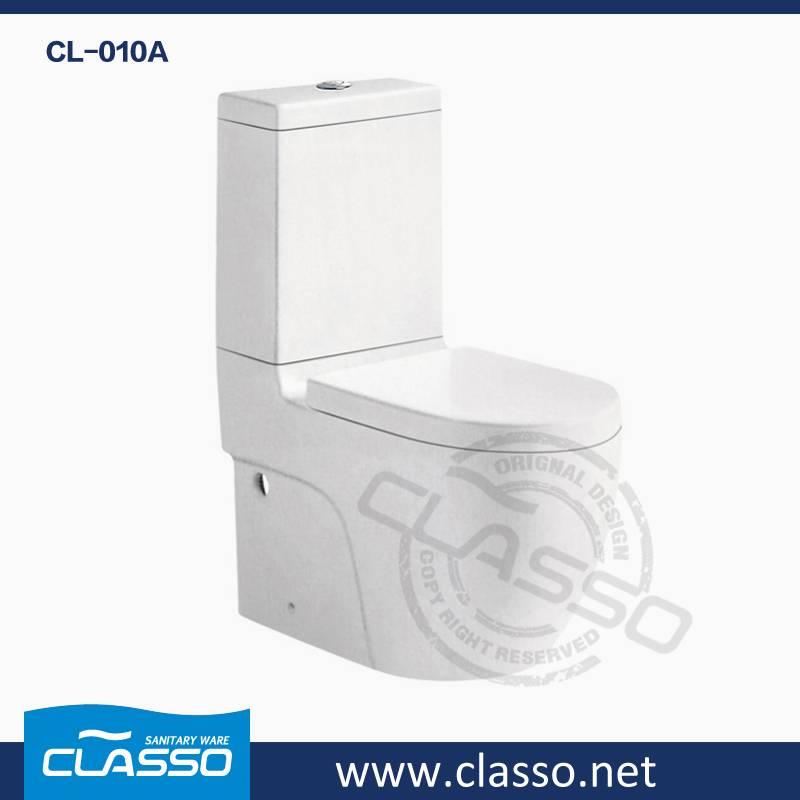 Best price washdown toilet new design 4-inch CLASSO two piece closet CL-010A