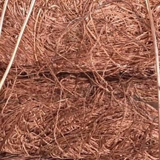 copper wire scrap 99.9% Cu