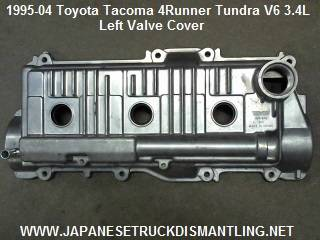 Toyota 3.4L 5VZFE Cylinder Head Cover