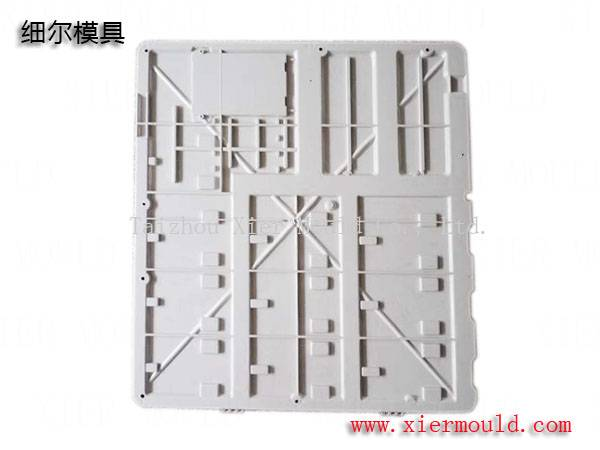 Plastic mould for Meter bottom plate