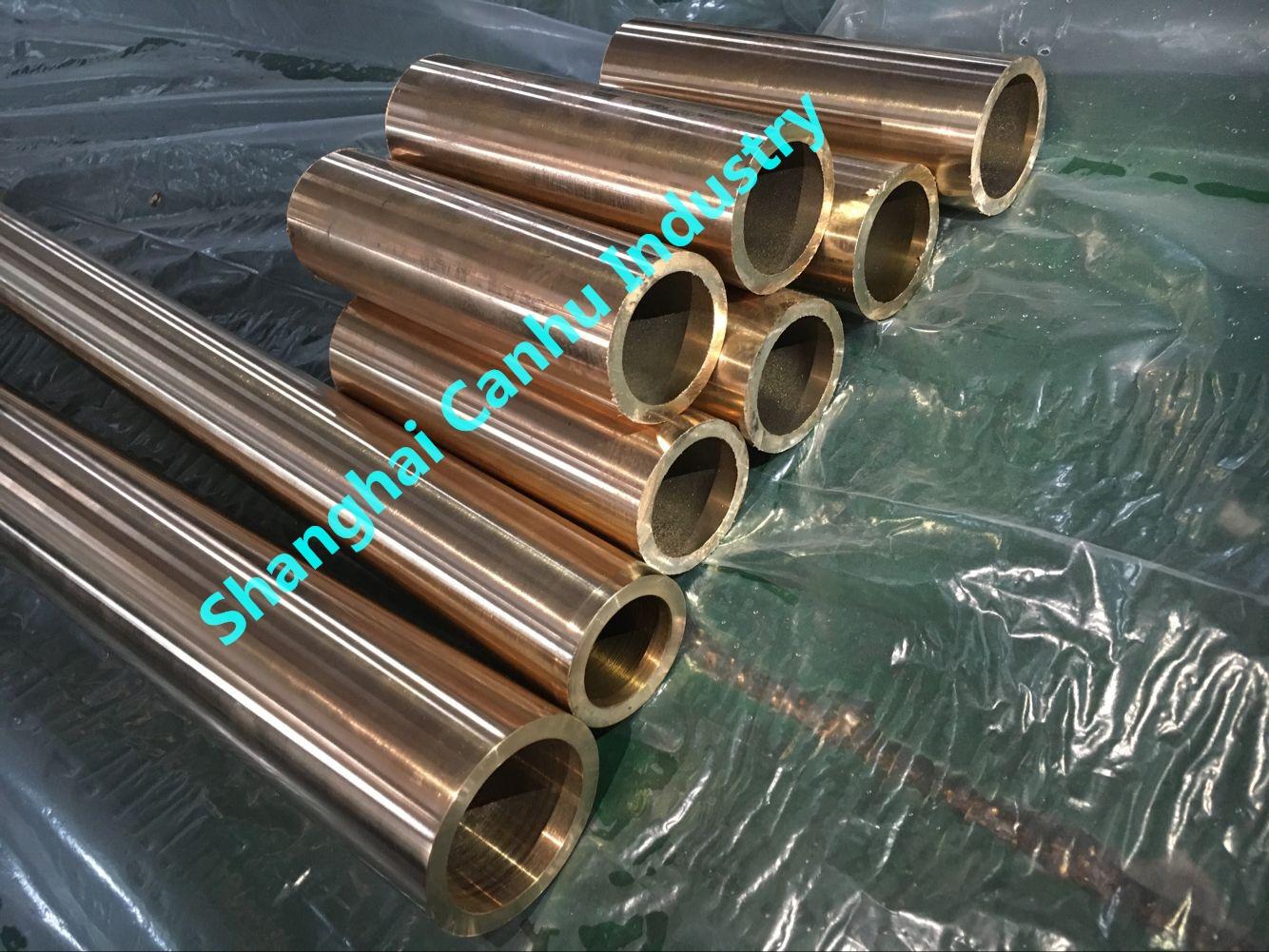 CuBe2 Beryllium Copper Tube