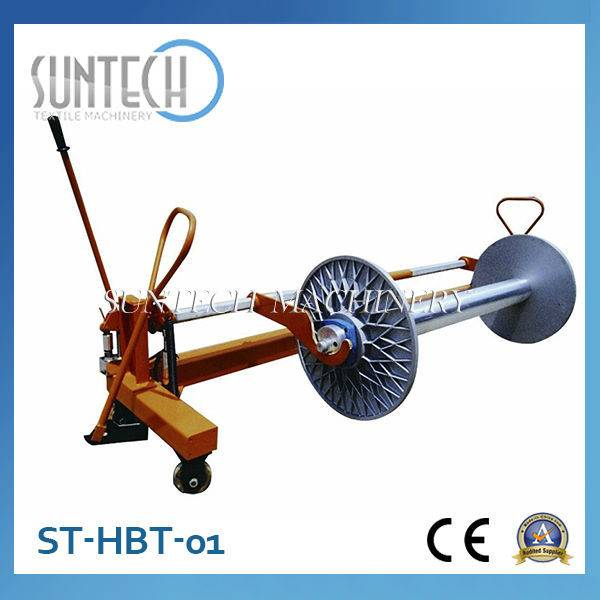 Suntech Low Price Hydraulic Warp Beam Lift Trolley