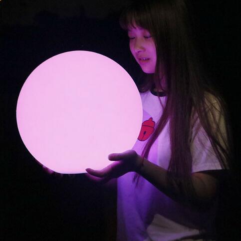 LED Glowing Garden Ball