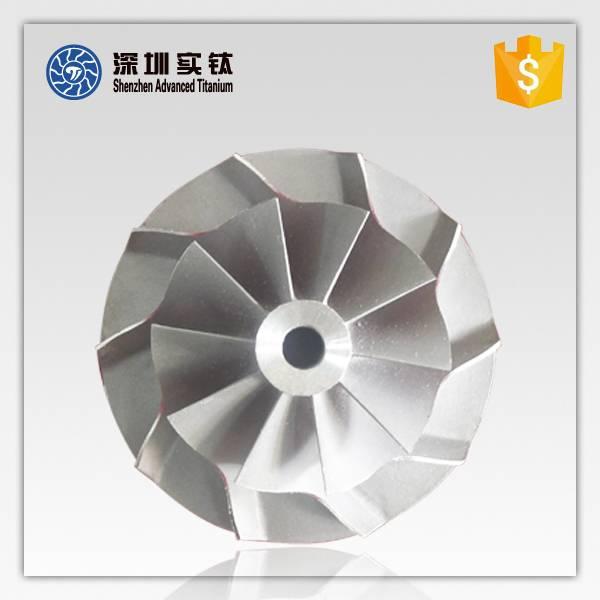 OEM manufacture turbines,Titanium alloy die casting