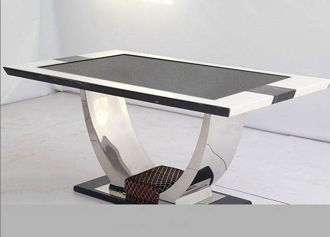 55inch LCD Advertising Interactive Table, Interactive Multi Touch Table Ett-5512