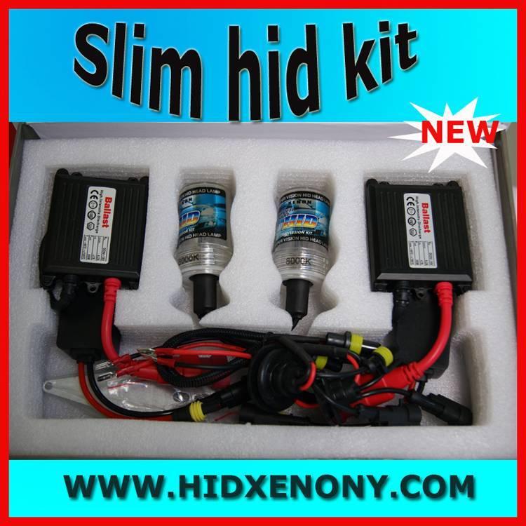 Super slim xenon hid kit
