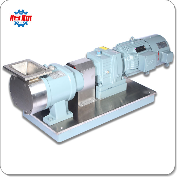 edible vegetable oil sweetener jam rice batter congee hygienic rotary rotor lobe pump