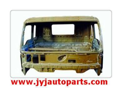 Supply ISUZU truck body kits truck cabin