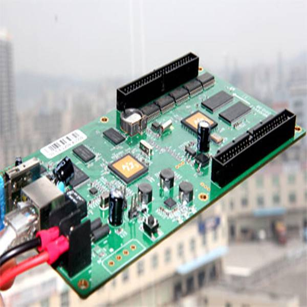 vedio and audio output C3 256384,full color led scren contol card