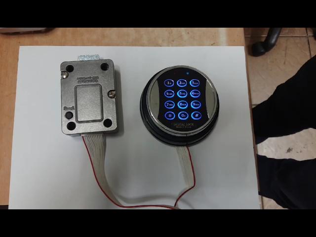 We sell SL-MT2003 LED digital lock