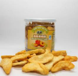 Vacuum Fried Yellow Peach Chips(Healthy Snack)