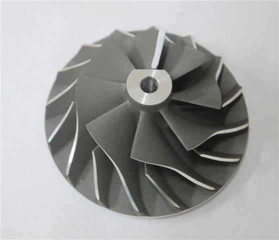 compressor wheels