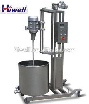 hiwell machinery Hamburger Batter Mixer DJJ200-II