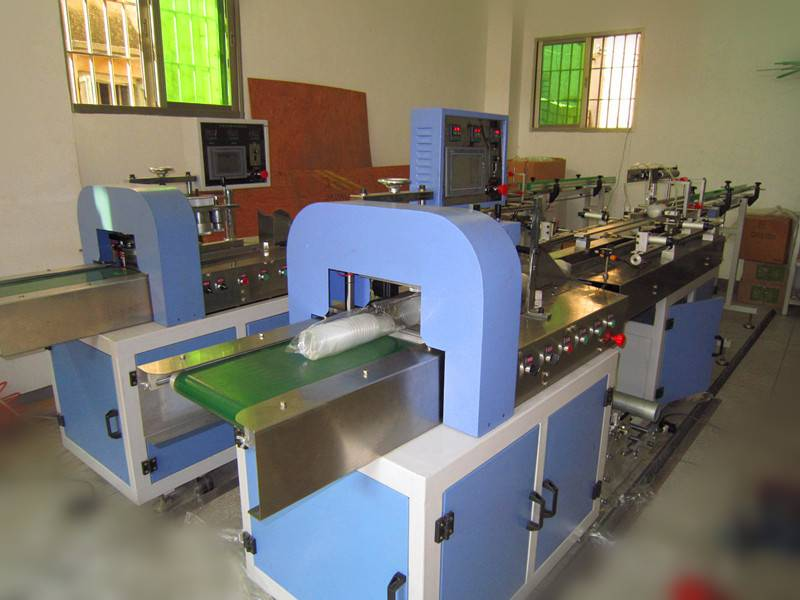 Sell disposable cup packing machine