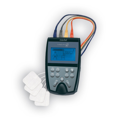 Myo-fit 4 Four Channel Electronic Muscle Stimulator