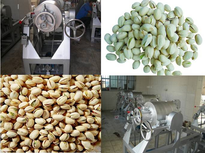 Pistachio Nuts Opening Machine