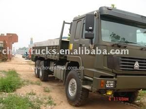 6x6 Off Road Truck