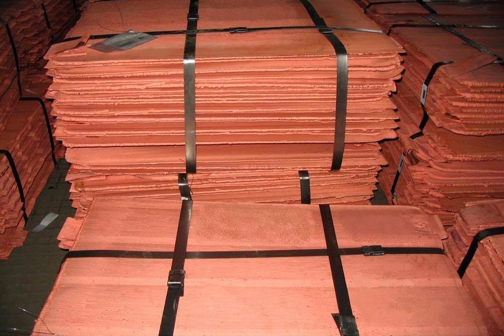 Sale Copper cathode 99.99% Grade A