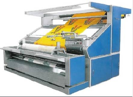 Open Width Knitted Fabric Inspection Machine(Ideal For Tensionless Checking)(ST-KFIM)