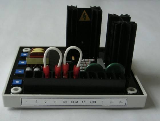BASLER AUTOMATIC VOTAGE REGULATOR AVC63-7