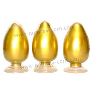 pale gold rich gold 1200mesh bronze powder