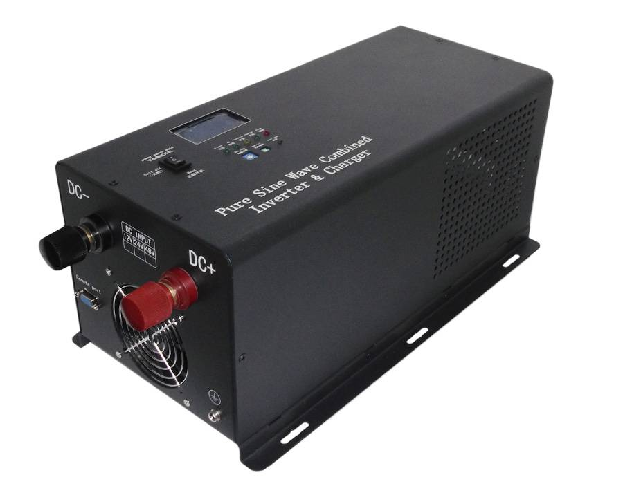 12V 1000W UPS Pure Sine Wave Inverter