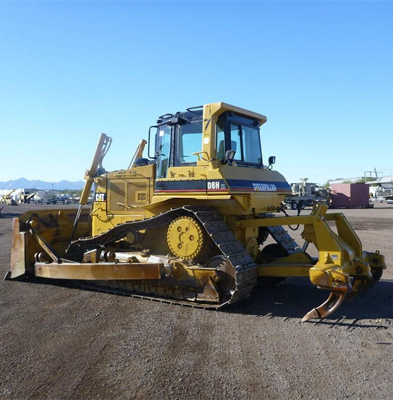 40000 USD NOW Used Caterpillar D6h Bulldozer for sale