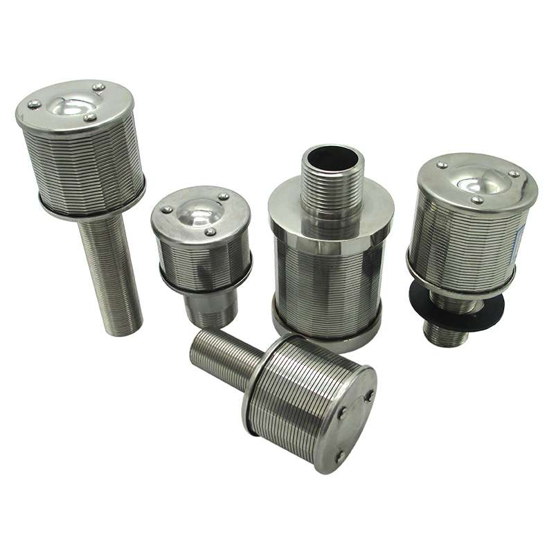 Stainless Steel 304 Water Slot nozzle Screens for Pulp & Paper