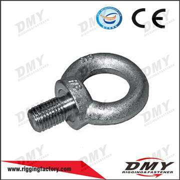 CARBON STEEL DROP FORGED LIFTING DIN580 EYE BOLT