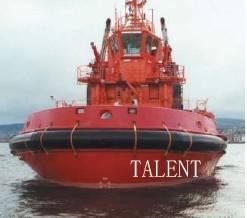 marine tug rubber fender for dock