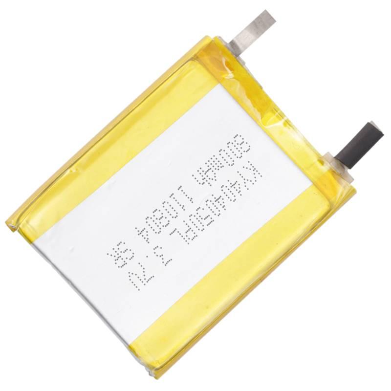lithium polymer battery 404050