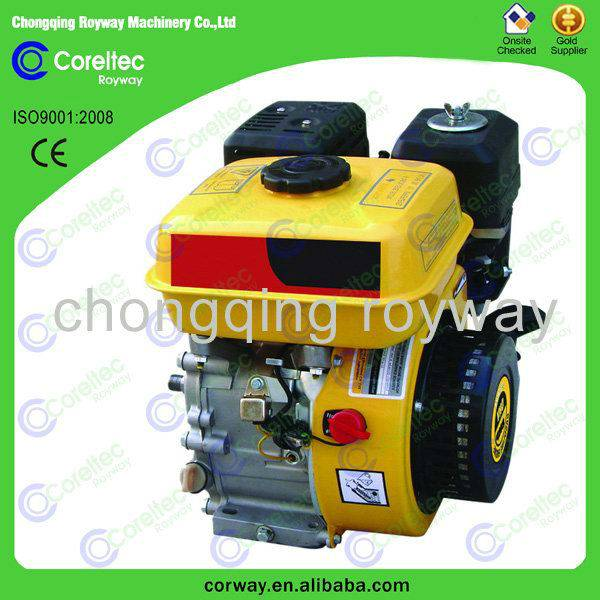 Factory-direct Air Cooled Electric /Recoil Start new product Single Cylinder 4-Stroke 418cc Diesel E