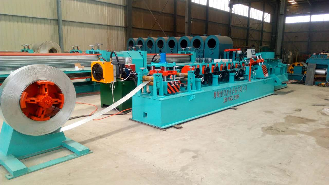 Steel coil protection Angle machine